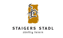 logo staigers catering